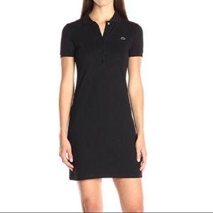 Lacoste Collar Shirt Dress